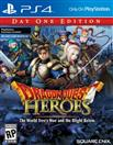 Playstation 4: Dragon Quest Day One Edition